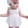 Instagram Детское платье для девочки Cute Baby Summer Dress 2018 Fashion Style Baby Clothing детское платье angel baby ad42