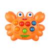 Детей гоферсов игрушки для детей грудного и раннего возраста YiZhi ZaoJiao мини-краб гоферсов световой музыка 1-2-3 лет игрушки для детей от 3 лет