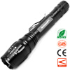 Zoom LED Flashlight 18650 Rechargeable Aluminum Alloy High Power Olight Torch Camping Portable Light Waterproof Bicycle zoom led flashlight 18650 rechargeable cree t6 high power police flashlight camping portable light cycling bicycle torch