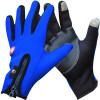 Зимние зимние тепловые спортивные велосипедные перчатки Ветрозащитный теплый полный палец Велоспорт, Лыжи, Мотоцикл, Пешие походы Перчатки для сенсорного экрана телефона