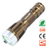 LED Flashlight CREE T6 Olight High Power 10W 18650 Rechargeable Portable Light Aluminum Alloy Torchlight Waterproof Lamp
