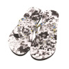 Шлёпанцы для женщин Для женщин цветы сандалии домашние шлепанцы пляжная обувь Новая горячая распродажа Женские Повседневное без ка