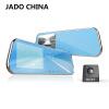 JADO d610s Новатэк Автомобильный видеорегистратор 5.0 IPS Экран Full HD 1080 P Автомобильные видеорегистраторы Двойной объектив Ре jado d770s 2 0 автомобильные видеорегистраторы full hd 1080 p мини автомобильный видеорегистратор с двумя камера s video регистрат