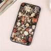 Винтаж цветы ромашки Тонкий чехол для iphone 6 6s 7 8 плюс силиконовый ультра тонкий мягкий ракушки чехол для IPhone 5 5s se x 0 7 мм ультра тонкий тонкий алюминиевый металлический бампер рамка чехол для iphone 5 5с