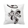 япония женщина зонтик иллюстрация площадь бросить подушку включить подушки покрытия дома диван декор подарок шатура диван лондон рогожка бежевая 2 подушки в подарок