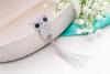Роскошная медная брошь Ювелирные изделия Pin Cute Cassage Сова Кристаллические броши Корсаж Broche Золото Покрытие Animal Brooch H