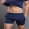 2018 новый мужской хлопок-хлопок случайные штаны для фитнеса мужские боксеры пижамные брюки пижамные комплекты