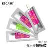 ESCASE Автомобильный парфюм замена основного автомобиля парфюмерия кондиционер выход духов духовой шкаф замена основной автомобиль запах свежий воздух твердый ароматерапия сердцевина (6 шт.) ES-AF-03