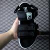 2018 Puma Leadcat YLM Velcro Lock Мужчины и женщины Спортивные сандалии Черные и белые спортивные повседневные ботинки
