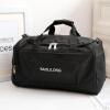 Профессиональный большой спортивный мешок водонепроницаемый мешок для спортивной сумки полиэстер Мужчины / женщины большой емкости Packable Duffle спортивная сумка Travel Backpack