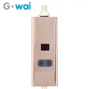 GWAI 5500W 1 Second Instant Water Heater for Kitchen and Shower XC03