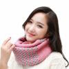 Бесконечность шарф шерсть Вязание мода Женская одежда аксессуары для женщин зимние эфирное