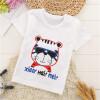2018 Детская футболка с хлопком Детская летняя футболка с короткими рукавами для мальчиков Одежда для девочек Футболка для мальчиков Топы для малышей детская футболка классическая унисекс printio мачете