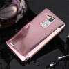 Mzxtby For Huawei Mate 10 Pro Smart Clear Mirror View Case For Huawei P 10 Plus P9 P8 lite 2017 Honor 8 lite mate 9 pro filp cover смартфон huawei y6 pro золотой