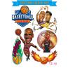 LMA Лома 3D наклейки персонализированные наклейки мультфильм звезда баскетбола наклейка костюм наклейки интерьерные сноубум наклейка ролл пвх 7 6x200см мультицвет 3 дизайна