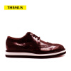 THEMUS Oxford Flats Men's Shoes Retro Series 16033 global global adv workbook