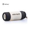 Новый мини-USB фонарик факел брелок свет Водонепроницаемый Torchlight Карманный Multicolor Мощный и перезаряжаемый светодиодный super bright 300lm r3 2led мини омыватели фар фонарик факел свет