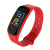 C18 Smart Bracelet Фитнес-трекер Heart Rate Monitor Smart Wristband Водонепроницаемый Smart Band Activity Tracker Watch