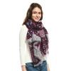 JeouLy 2018 горячие продажи шарфы женщин весна новый хлопок длинный шарф цветок шарф шарф солнцезащитный крем платок хиджаб 180 * 100 см 20pcs lot ntd20n60g 20n60g