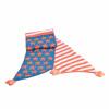 Детский мультфильм милый шарф много звезд Шарм Подвеска полосой трикотажные для мальчиков и девочек, шарфы шарфы милочка шарф