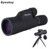 Монокуляр Eyeskey Zoom Монокуляр 10-30x50 Монокулярные водонепроницаемые товары для кемпинга с призмой Bak4