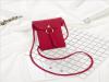 Цянь Xiu дизайнер дамы Messenger сумка г-жа ведро мешок Сумка Маленькая квадратная DrawStr