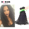 Queen Hair Store Mink Malaysian Virgin Hair Deep Wave 3 Bundles 7a Unprocessed Virgin Hair Malaysian Deep Wave DHL Free Shipping free dhl 100