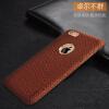 ESCASE мобильный телефон оболочки Apple iPhone6s мобильный телефон случае моделирования кожи падение защиты оболочки металлическая кнопка для iPhone 6s / 6 4,7-дюймовый мобильный телефон коричневый все цены