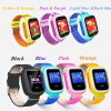 Дети GPS Safe Smart Watch Phone SOS Call Anti Lost Waterproof Tracker Watch anti lost gps tracker watch for kids sos emergency gsm smart mobile phone app for ios android smartwatches wristband alarm clock