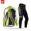 NUCKILY Весна / Осень Спорт Одежда Костюмы Оптовые Высокое качество Велоспорт Одежда для дам Установить GC006GD006 одежда для дам ru