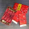 AAAAA Lapsang Souchong Черный чай Китайская кухня Красный чай 8 мешков 40 г Всего с подарочной коробкой Упаковка высококачественного чая xi summer tea lapsang souchong чай коробка подарка 300g штраф наследия