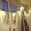 JULELYS LED Light Ball Retro Garland Outdoor Gerlyanda Christmas String Lights Украшение для свадьбы Праздничная вечеринка День рождения