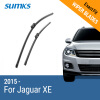 SUMKS Wiper Blades for Jaguar XE 26&17 Fit Push Button Arms 2015 2016 2017 wiper blades for lancia phedra 26