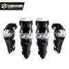 Коляски для мотоциклов Cuirassier для мотоциклов Motocross Kneepad Elbow Protector Guards MTB Защитный кронштейн для лобового ремня buggygear замок для коляски панда