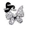 Классические женские бабочки Брошь ювелирные изделия полые из Rhinestone Броши Насекомые Броши Этнические Tribal Bijoux Арабский H броши стильные штучки брошь
