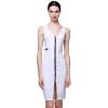 Волк (canis@женские летние кружева bodycon вечернее платье короткое мини-платье белый длинный рукав vintage кружева bodycon платье белом кружевном платье