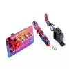 Racing Neo Chrome 12V Car Electronics Switch Panel ignition Switch Kit