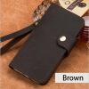 LANGSIDI натуральная кожа флип телефон чехол для iPhone X 6 6S 7 8 Плюс ретро сумасшедший кожи лошади пряжки стиль флип-покрой стоимость