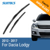 SUMKS Wiper Blades for Dacia Lodgy 22&16 Fit Hook Arms 2012 2013 2014 2015 2016 2017