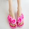 Женские сандалии flip shoes 2018 летние ботинки для женщин женские сандалии модные заклепки кристаллическая платформа женская студ женские сандалии сальто обувь 2018 летняя обувь для женщин женская рыба головы сандалии мода заклепки кристалл платформы женские с