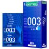 Окамото презерватив мужской ультратонкий презерватив 003 супер-смазанный 6-упакованный продукт для взрослых импортная продукция Окамото lola streamline plug телесная анальная пробка