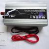 1500W 1500Watt Автомобиль Чистый синусоидальный инвертор питания 12V DC до 220V AC 3000 Вт Пик 60 Гц Автомобильные электроинструме