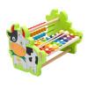 Фото Новая деревянная игрушка вычислений Восемь звуковых игрушек Образование Игрушка детская игрушка игрушка
