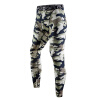 MECH-ENG Мужские компрессионные плотные брюки Базовый слой Бегущие поножи 3316 mac eng 6 fluency bk