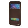 MOONCASE Samsung Galaxy S5 I9600 чехол для View Slim Leather Flip Pouch Bracket Back Cover Red mooncase цветочный стиль кожа нижняя флип чехол чехол для samsung galaxy i9600 s5