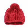 Классический плетеный тканые шляпы шерстяная шапочка подходит для мужчин и женщин чистый простой Стиль теплый влюбленных подарки