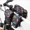 Qian Xu 20-35L большая емкость съемный мешок для велосипеда дождевик крышка велосипед сумка для путешествий велосипед для хранения