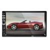 7018B 7-дюймовый Bluetooth V2.0 Автомобильный аудио-стерео MP5-плеер 12V Auto Video Support AUX FM USB-пульт дистанционного управления bluetooth пульт дистанционного управления sena rc3