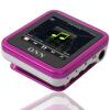 Owen (ONN) Q6 4G металлический клип MP3 без потерь качество звука спорт работает основная поддержка электронная книга радио запись розы