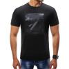 Мужская 2018 летняя рубашка с коротким рукавом высокого качества рубашка O-Neck Slim Men T-Shirt Tops Fashion Mens Te Shirt T рубашки